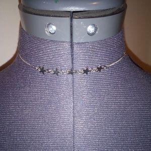 Jewelry - Star choker necklace